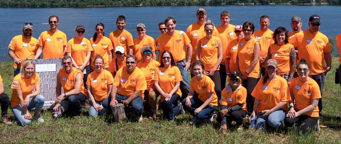 Team Andersen supports Nature Preservation day 2018 in Bayport, MN