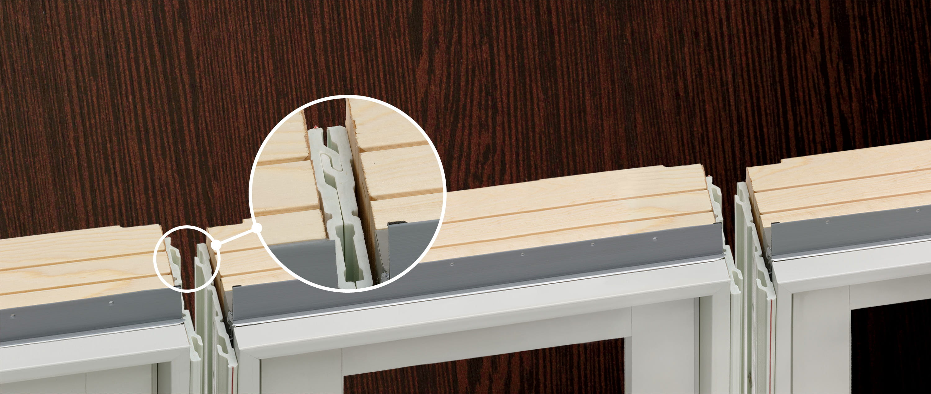 Andersen Windows, Inc. is making it easier for builders to install the variety of large window combinations homeowners desire with its new Easy Connect Joining System for Andersen® A-Series windows.