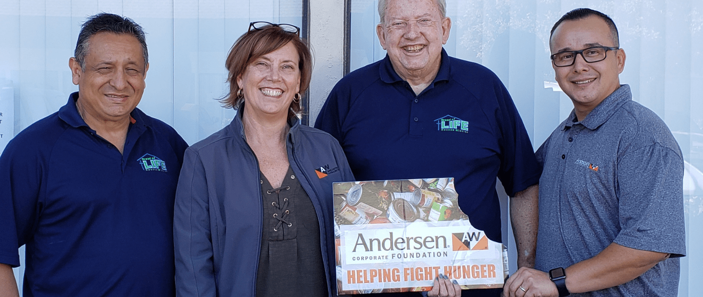 Andersen Corporation Announces $1.8 Million in Donations on Giving Tuesday