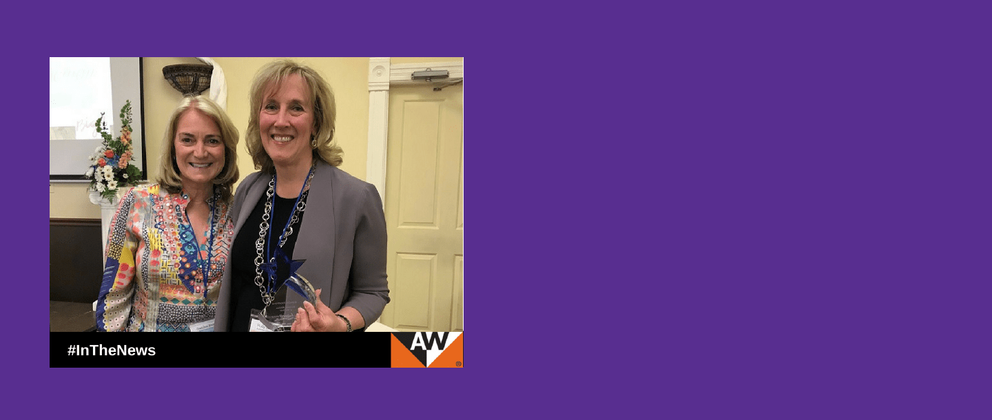Andersen Corporation's Holly Boehne Named 2018 Business Woman of the Year by Greater Stillwater Chamber of Commerce