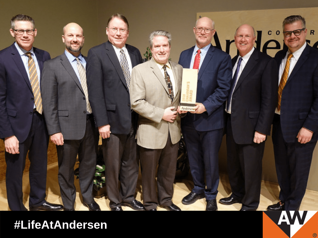 Andersen Recognizes 2019 Excellence Awards