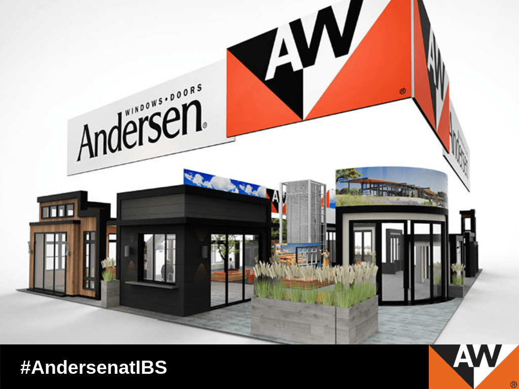 Andersen Windows will be attending the 2018 International Builders Show (IBS) in Orlando, Florida, January 9-11. Andersen experts will be on hand to discuss products and innovations with builders, architects, and trade professionals from around the world.