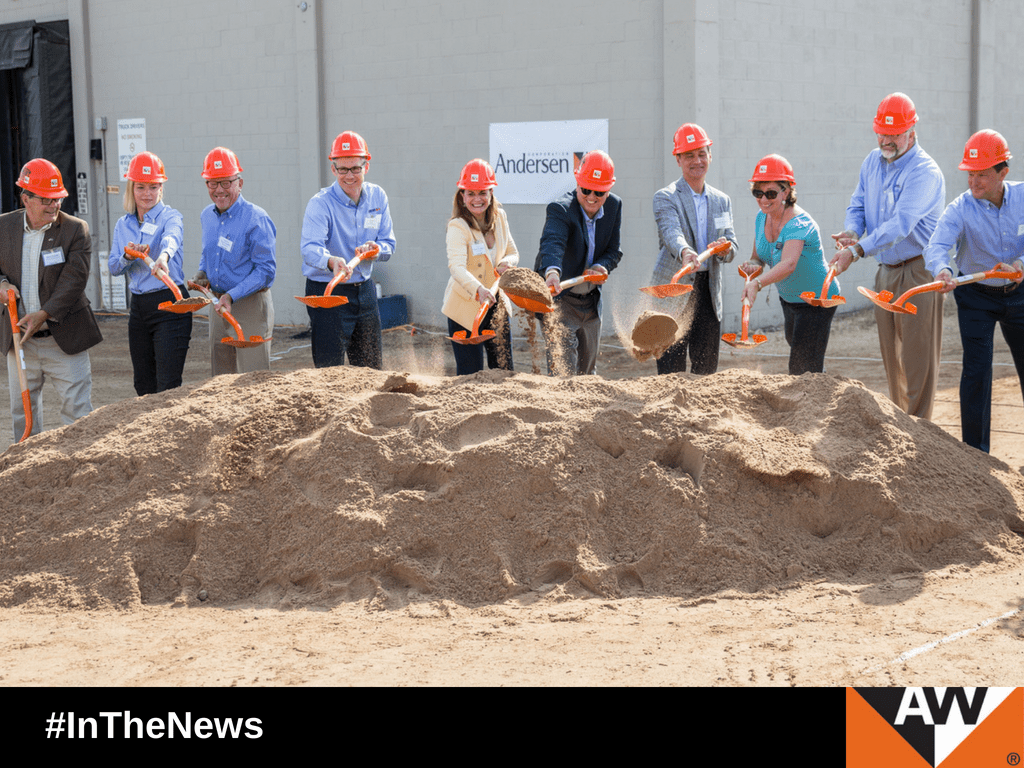 Andersen Corporation Announces $40 Million Expansion of Bayport Manufacturing Campus