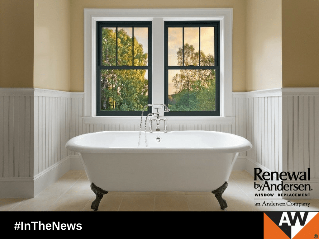 Renewal by Andersen LLC. is proud to announce that black, a longtime favorite color for exteriors, is now available for window interiors and hardware.