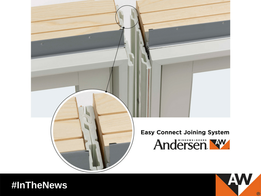 Andersen Introduces Easy Connect Joining System