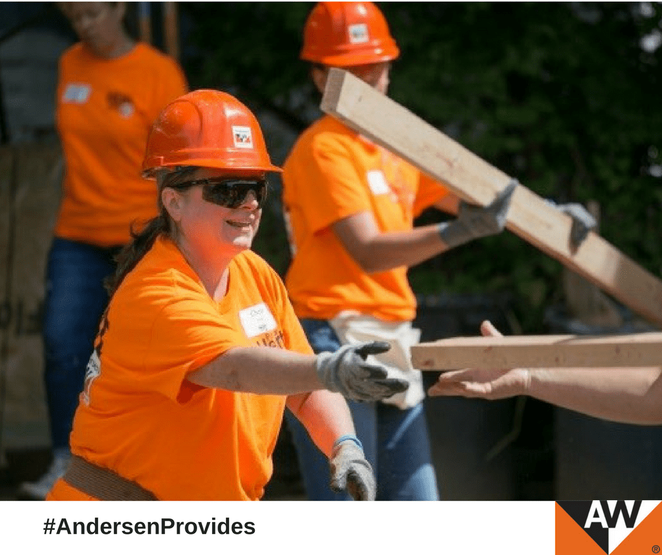 Habitat to Dedicate Home that Andersen Employees Helped Build