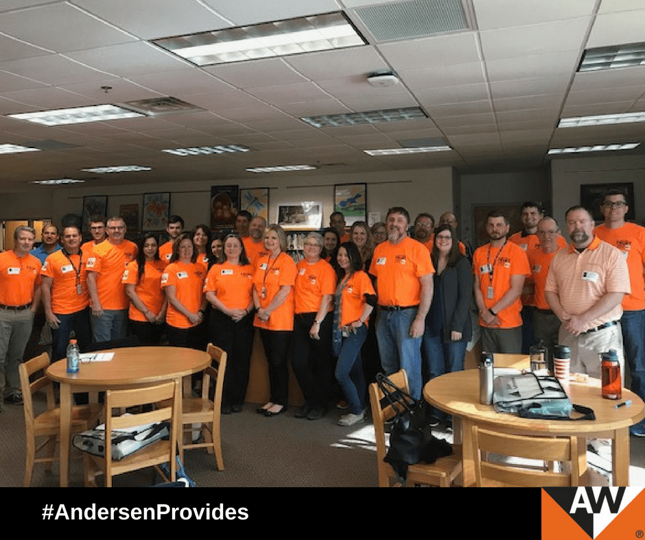 Andersen Employees Inspire Young Learners through JA in a Day