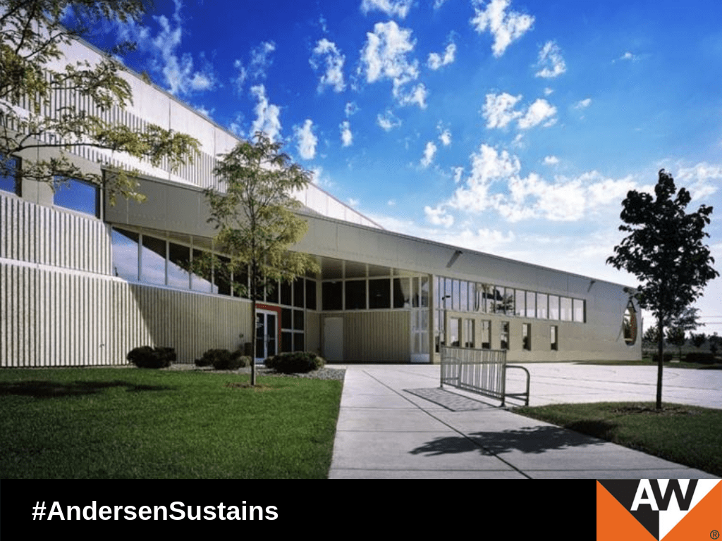 Andersen Builds a Culture of Environmental Stewardship