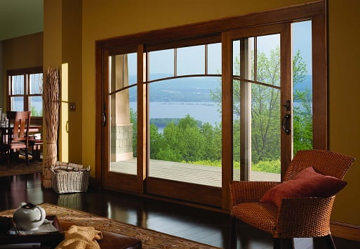 Through The Home Depot, the world's largest home improvement retailer, Do-It-Yourself/Buy-It-Yourself consumers and small contractors will find a full array of windows, storm doors and patio doors manufactured by Andersen