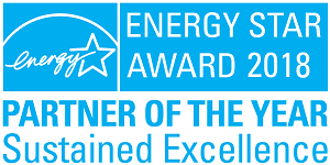 Andersen is proud to have been named 2017 ENERGY STAR® Partner of the Year for its ongoing commitment to sustainability.