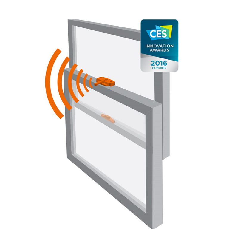 Andersen Corporation was named a Consumer Electronics Show 2016 Innovation Awards Honoree for our VeriLock® integrated security sensors in the Smart Home product category.