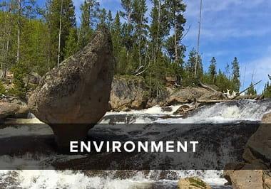Andersen's materialiaty matrix impact on environment