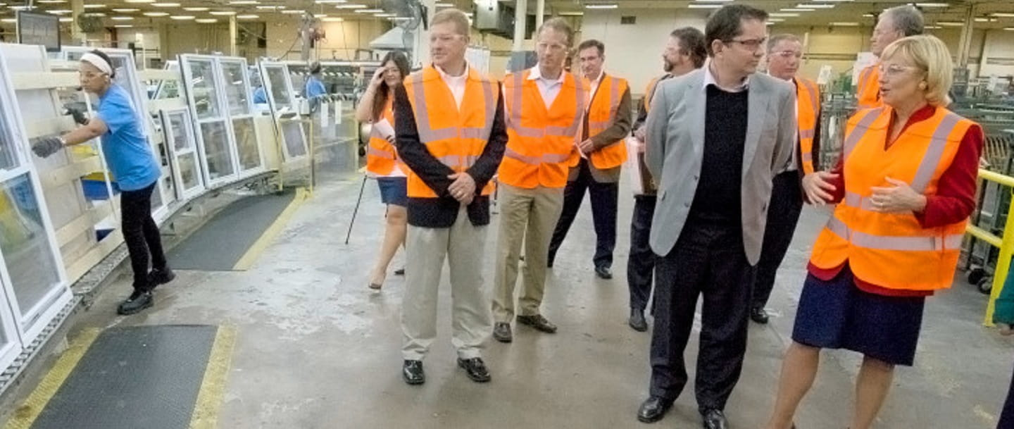 At Andersen Corporation, safety is paramount in our workplaces as well as in the products we develop