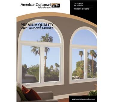 American Craftsman coastal brochure