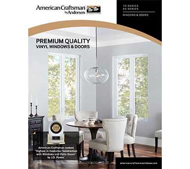 American Craftsman brochure
