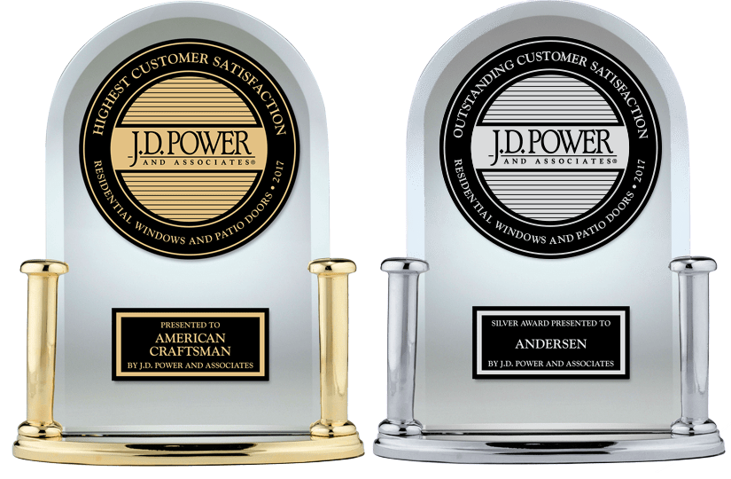J.D. Power Gold and Silver Awards Image
