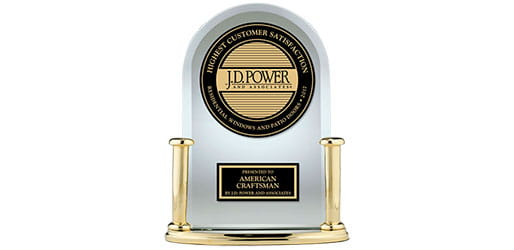 J.D. Power Gold Award Image