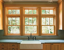 Wood Windows & Doors