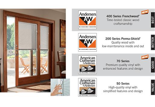 patio door blinds