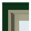 3 1/2 or 4 1/2 flat decorative drip cap