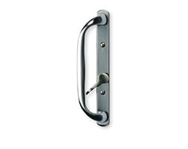 70 Series door hardware