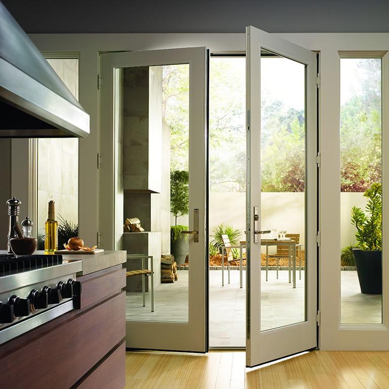 200 series hinged patio door - Hinged Patio Doors