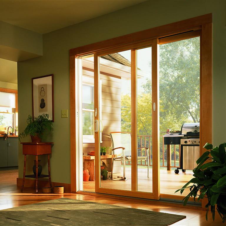 Attractive 200 Series Narroline® Sliding Patio Door