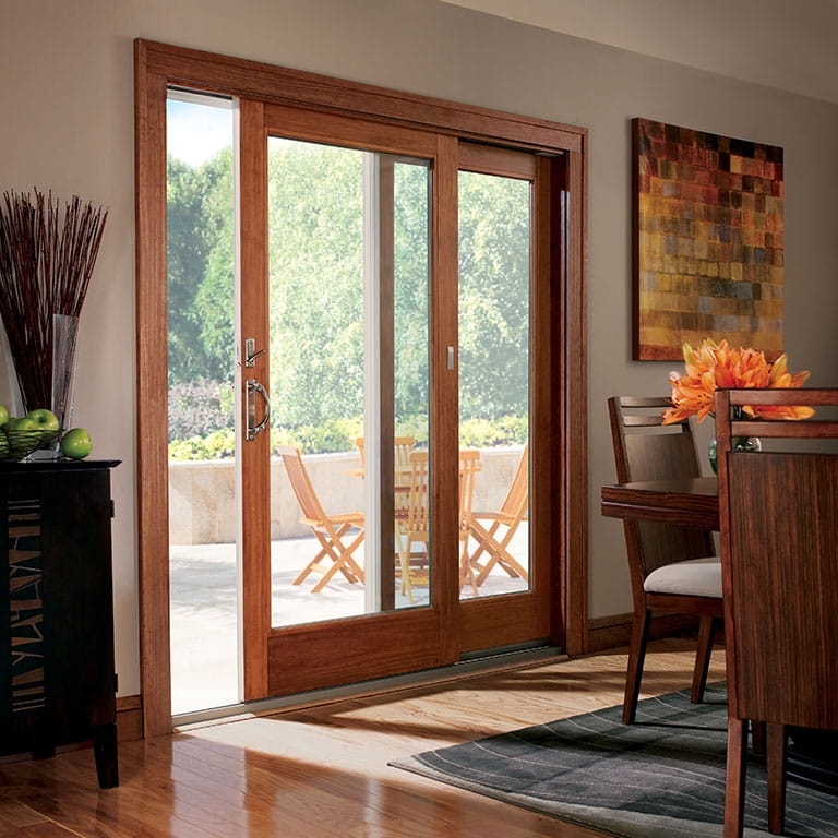400 Series Gliding Patio Door