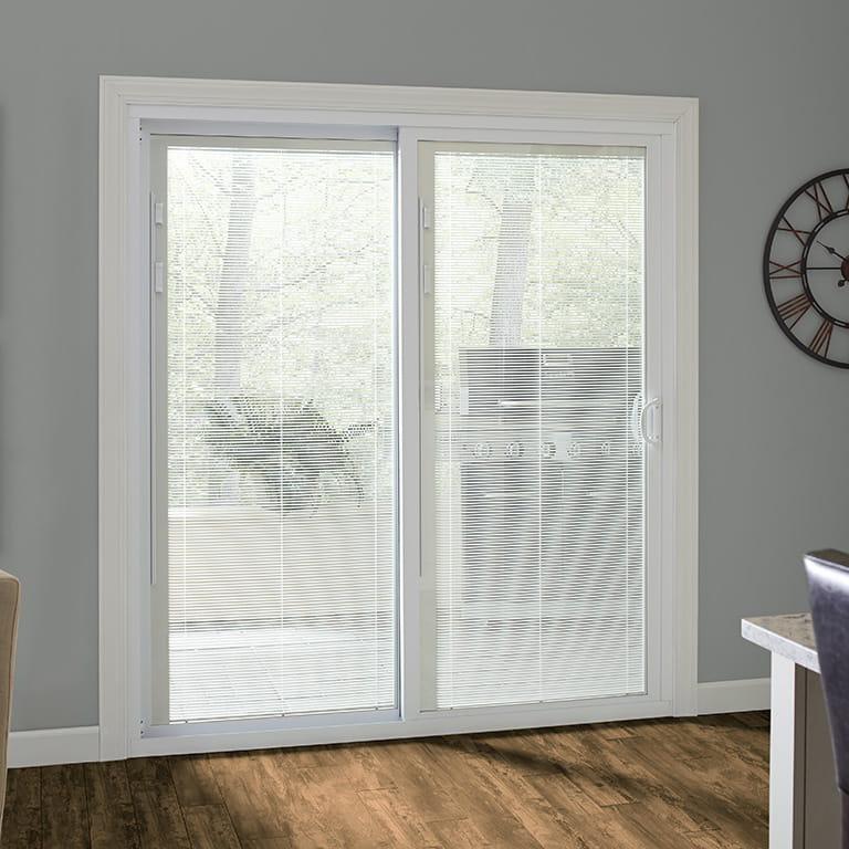 50 series gliding patio door for Home depot andersen sliding glass patio doors