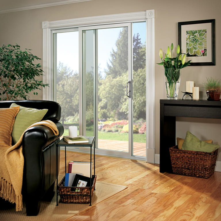 70 Series gliding patio door