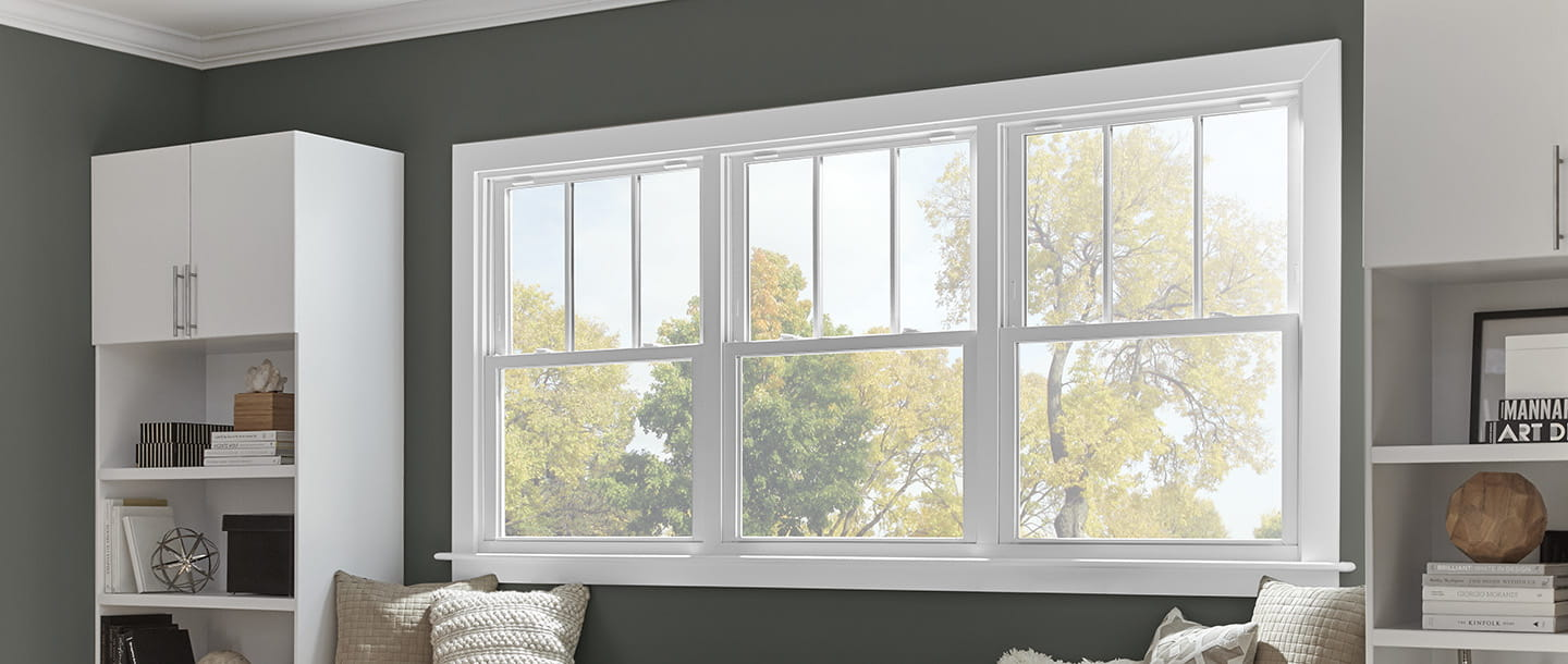 Why american craftsman for Vinyl windows company