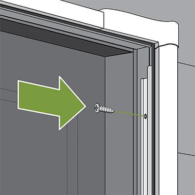 LuminAire Installation - Step 3