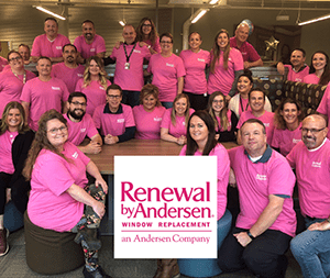 Power of Pink with Renewal by Andersen