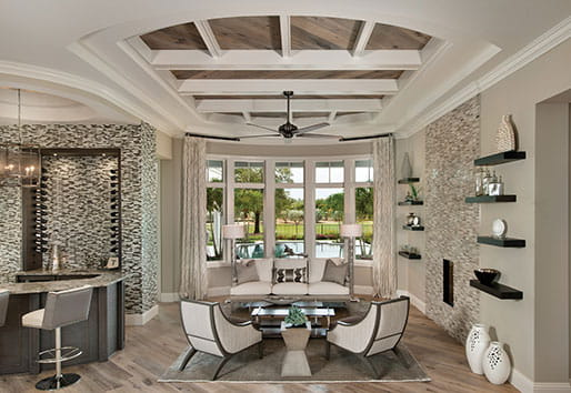 Statement Ceilings Trend