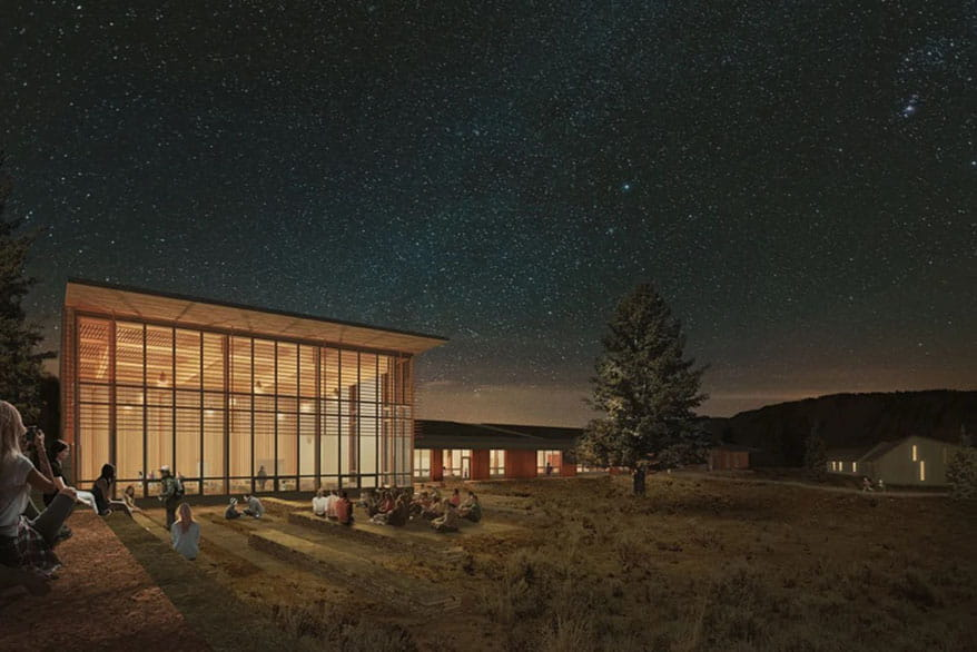 Greenbuild 2019, Rendering by Hennebery Eddy Architects