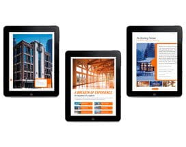 Andersen Windows Commercial iPad app