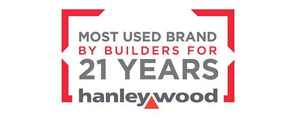Hanley Wood Most Used Brand