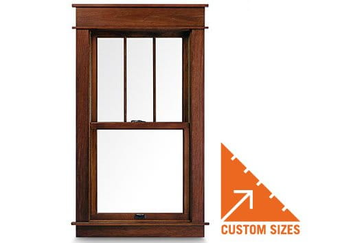 400 Series Woodwright Windows