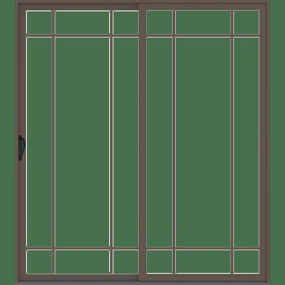 100 Series gliding door