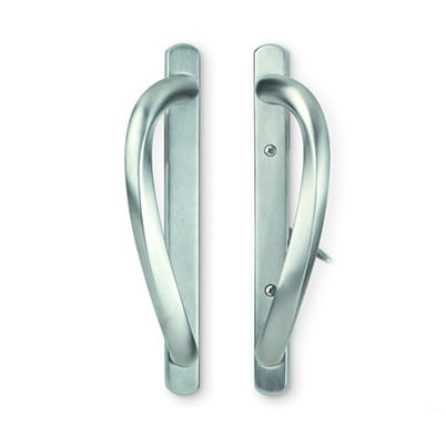 100 Series gliding door hardware