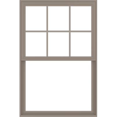 100 Series Single-Hung Windows