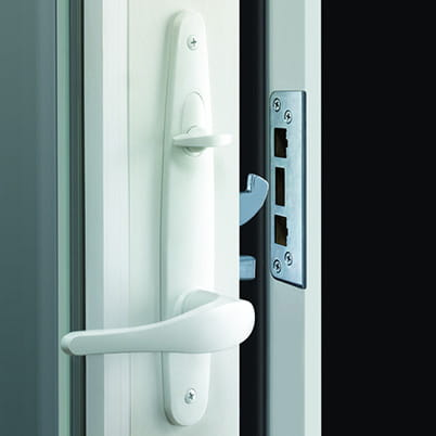 200 Series hinged door hardware