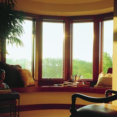 400 Series bay window