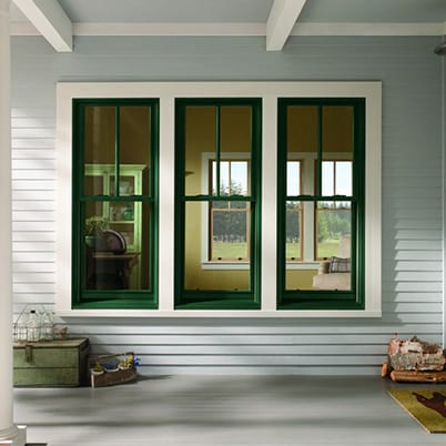 400 Series Double Hung Windows