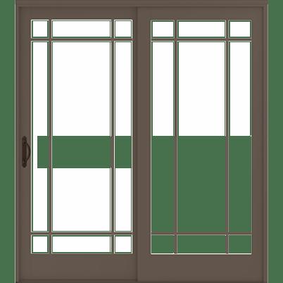 400 Series Frenchwood Gliding Door