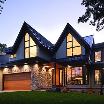400 Series specialty shape windows