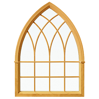 400 Series Specialty Windows