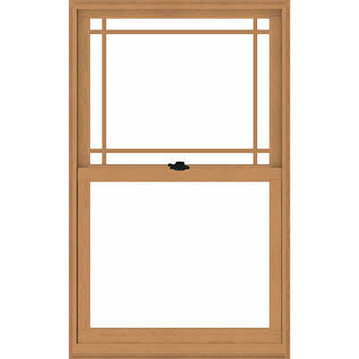400 Series Woodwright Double Hung Window