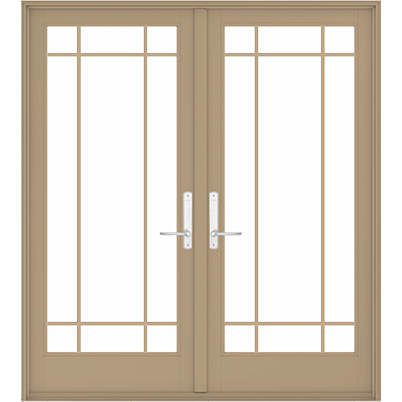 A-Series Hinged Door