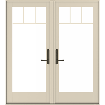 A-Series Hinged Patio Door